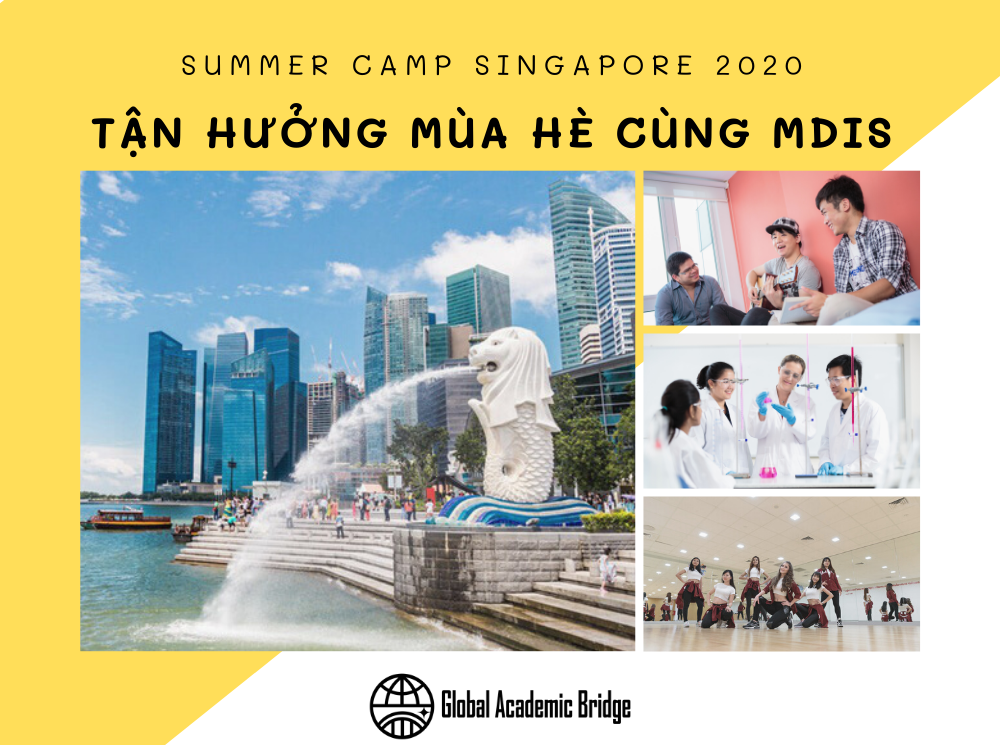 Summer camp singapore