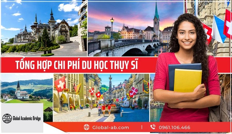 Chi phí du học Thụy Sĩ