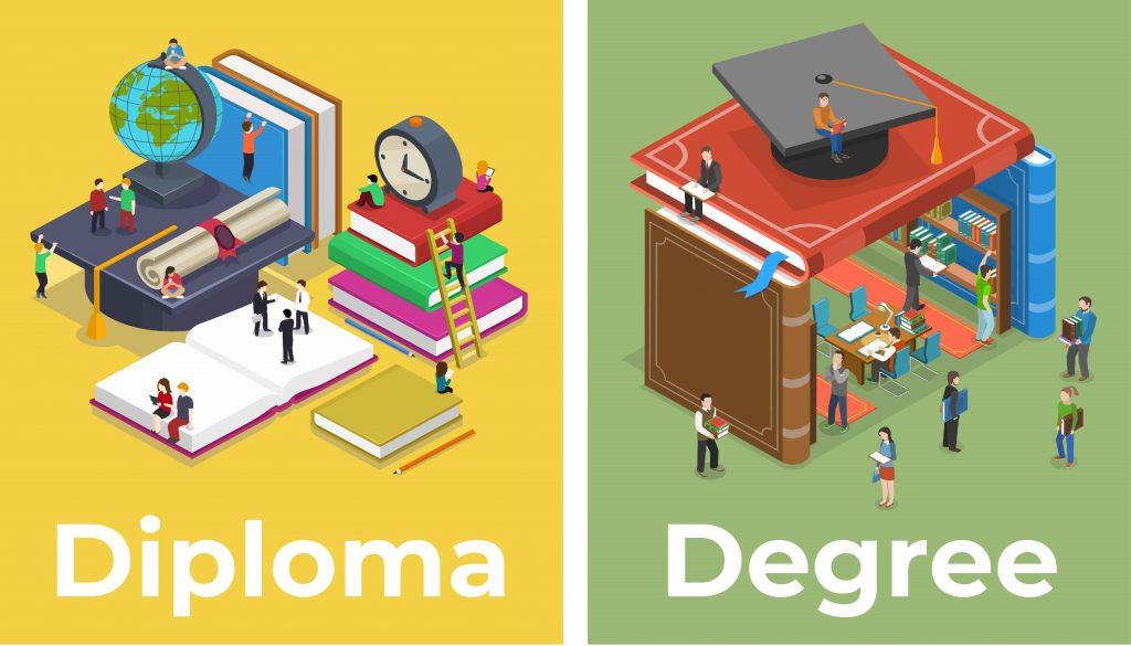 cao đẳng hay đại học ở canada