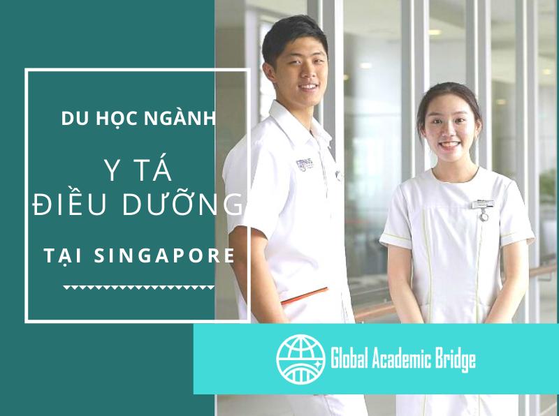 ngành điều dưỡng singapore